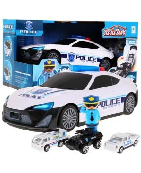 Mini policajné autá
